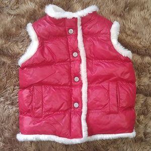 Old navy toddler vest